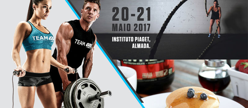 Instituto Piaget de Almada – Jornadas do Fitness
